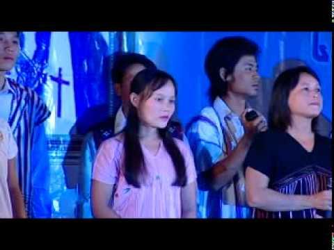 Karen Choir 10 Rev. Ba Tin