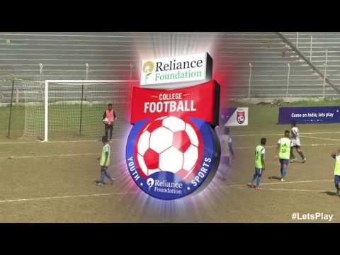 RFYS: Guwahati College Boys - Sonapur College vs Assam Institute Of Technology Goals