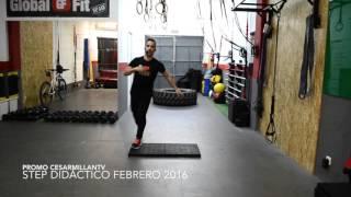 Clase de STEP didáctica - Promo STEP Febrero 2016 cesarmillanTV