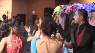 India Graduation Party Las Vegas - India Dancing - Video by Vegas Bob 5-22-2011
