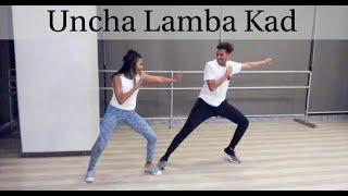 Uncha Lamba Kad | Welcome | Pranay Bafna Choreography