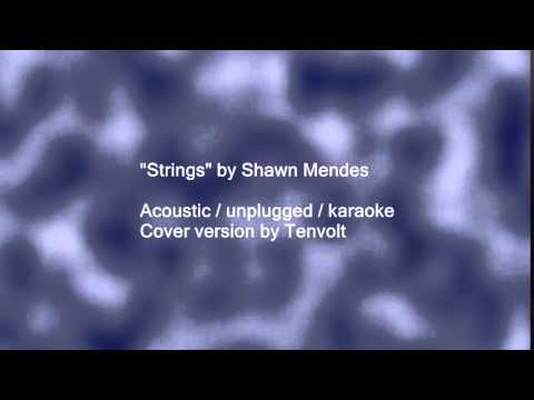 Download Shawn Mendes Strings   Acoustic Unplugged Karaoke Cover