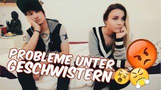 PROBLEME unter Geschwistern - mit Julien Bam | Dagi Bee