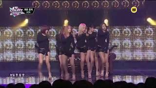 AOA Comeback Stage M Countdown (10/10/2013)