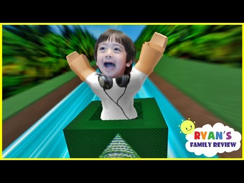 Xxx Mp4 Ryan And Daddy Game Night Let S Play Roblox Box Slide Down With Ryan S Family Review 3gp Sex