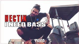 Hectik Krumpography | I Need Bass | theverbstudio.com