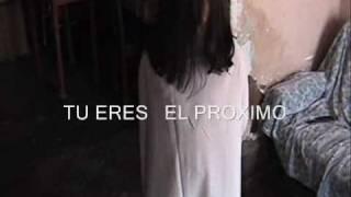 SKETCH DE  PELICULA  EL ARO