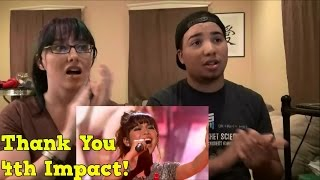 MOM & SON REACTION TO! 4th Impact Last Performance on the X factor