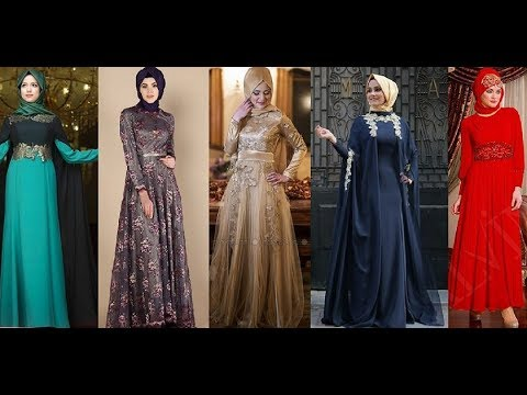 Xxx Mp4 Fancy Party Wear Formal Hijabs Abaya Collection 2017 3gp Sex