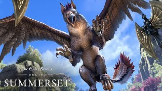 The Elder Scrolls Online: Summerset – Gameplay Announce Trailer