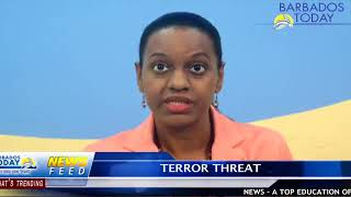 BARBADOS TODAY AFTERNOON UPDATE - February 9, 2018