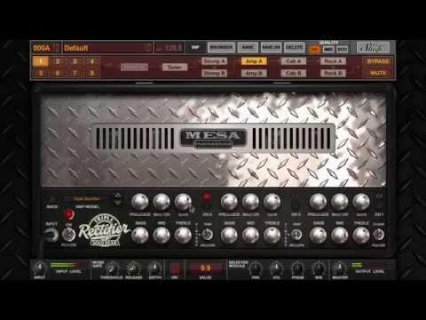 Xxx Mp4 AmpliTube MESA Boogie Overview 3gp Sex