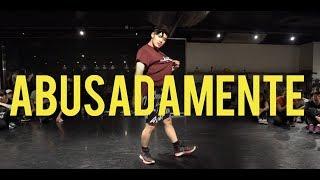 MC Gustta e MC DG - Abusadamente (KondZilla)   Rikimaru choreography