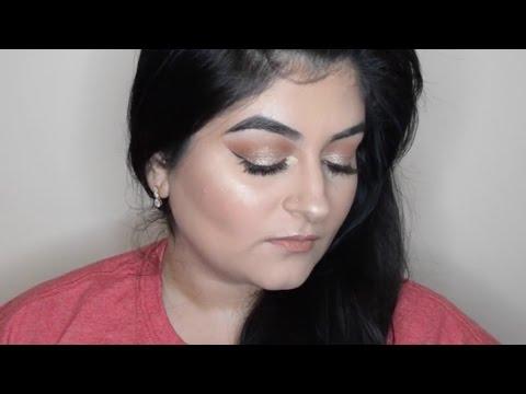 Cream contour and highlight tutorial - EASY VERSION