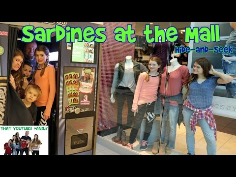 Xxx Mp4 Sardines At The Mall Hide And Seek That YouTub3 Family 3gp Sex