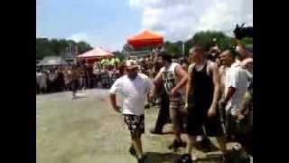mayhem 2012 atlanta. the wall smash , withechapel. PELUCA video
