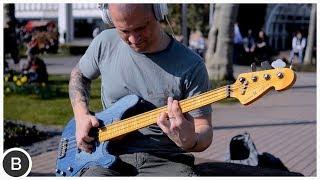 VIACESLAV SVEDOV - ORIENTAL BASS SOLO | BassTheWorld.com