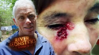 The Village That's Being Eaten Alive - River Monsters