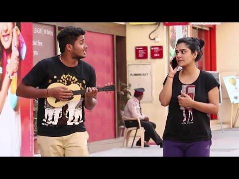 Singing Badly In Public Prank - Funny Prank | Prank in India