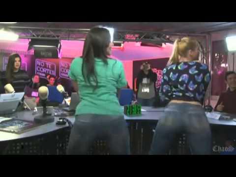 Irene Junquera - Daniela Blume - Baile Sexy