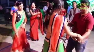 নাচের নামে দুধ টিপাটিপি-_ New Bangladeshi Wedding dance - Bangla News