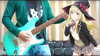 Yamada-kun to 7-nin no majo OP 【Guitar Cover】WEAVER 『くちづけDiamond』をギターで弾いてみた。