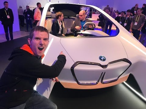 Xxx Mp4 Holographic Touch Interface In A CAR BMW CES 2017 3gp Sex