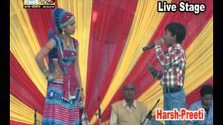 Suprhit hariyanvi song  khet me jhota bad diya by,harsh preeti cassettes