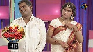Chammak Chandra Performance – Extra Jabardsth - 19th August 2016  – ETV  Telugu