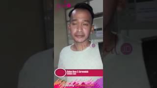 VIDEO Eksklusif: Kondisi Jupe Menurun, Ruben Onsu dan Sarwendah mendadak Kunjungi Jupe