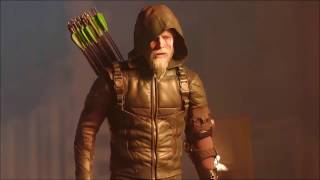 Green Arrow from 2046 vs Deathstroke Music Video