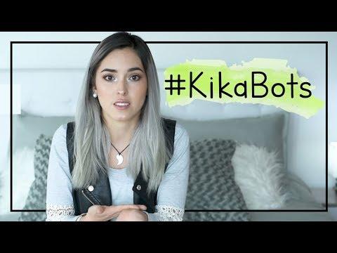 Xxx Mp4 LA VERDAD DE MIS BOTS KikaBots I Kika Nieto 3gp Sex