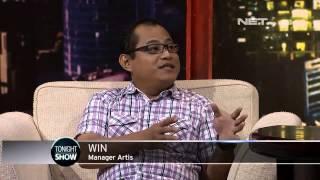 Tonight Show - Wadah Silaturahmi Komunitas Manager Artis - Win dan Asik