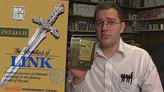 Zelda II: The Adventure of Link - NES - Angry Video Game Nerd - Episode 93