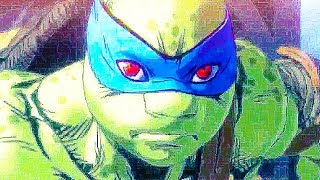 Teenage Mutant Ninja Turtles Mutants in Manhattan All Cutscenes Full Movie 2016 TMNT