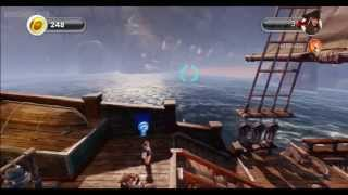 pirates of the caribbean full movie game part 1 english disney infinity gameplay