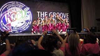 Layla Hiphop dance