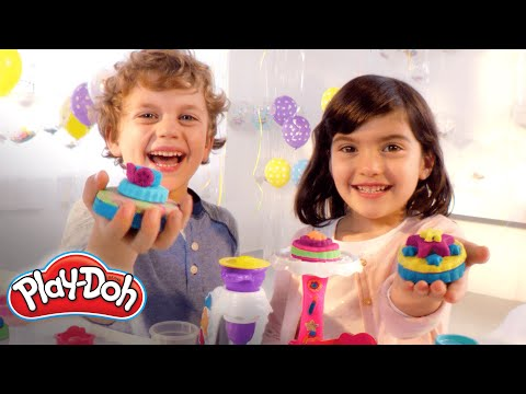 Play-Doh | 'Cake Party Playset' Official T.V. Spot