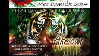 [NEW 2014] TRU SHATTA - PERSONAL WHINE - AFRICAN WHINE RIDDIM - DOMINICA 2014