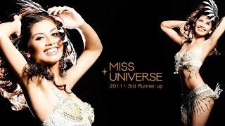 Miss Universe 2011 - 3rd Runner up