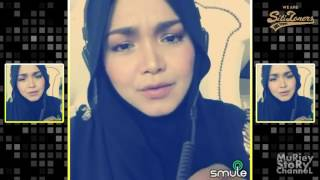 Dato Siti Nurhaliza - Writing's On The Wall (Cover Smule)