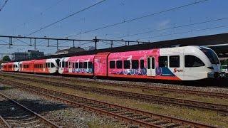 Treinen in Apeldoorn - 6 mei 2016
