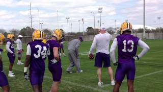 Raymond, Peveto working out DBs