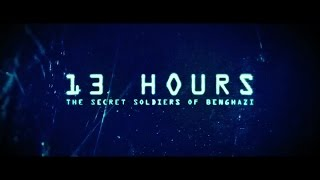 13 Hours: The Secret Soldiers of Benghazi (Trailer 2 Subtitrat) | MovieNews.ro