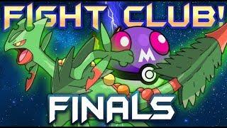 FINAL MATCH! GRASS vs NORMAL ( PFC Type Tournament) #9