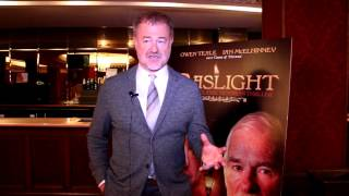 Game of Thrones' OWEN TEALE Discusses Gaslight in Toronto