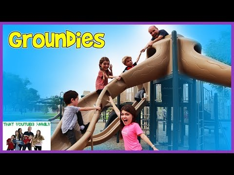 Xxx Mp4 Grounders PLAYGROUND WARS That YouTub3 Family I Family Channel 3gp Sex