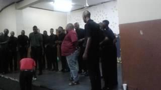 Segomotso and atteridgeville gospel singers ft Simon Makgatholela