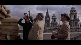 Battle of Britain 1969   Give me  A squadron of spitfires ! 1080p HD