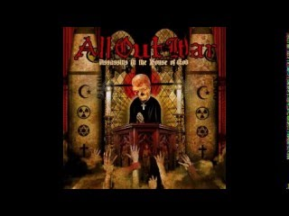 All Out War - Assassins In The House Of God(2007) FULL ALBUM